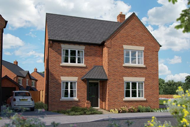 "Thumbnail Detached house for sale in ""The Hampton"" at Haygate Road, Wellington, Telford"