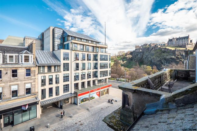 Thumbnail Flat for sale in 12 (3F1) Castle Street, Edinburgh