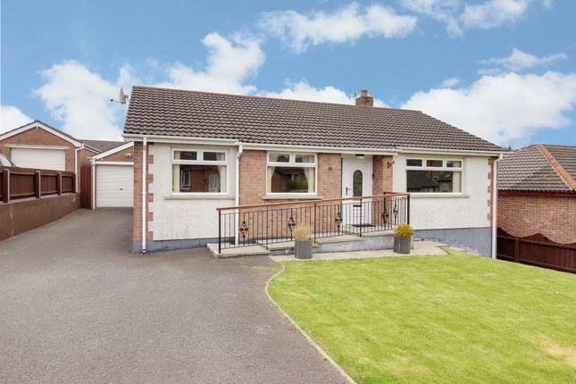 Thumbnail Detached bungalow for sale in Regency Drive, Newtownards