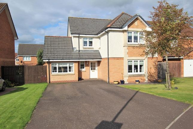 Thumbnail Detached house for sale in Atholl Court, Law, Carluke