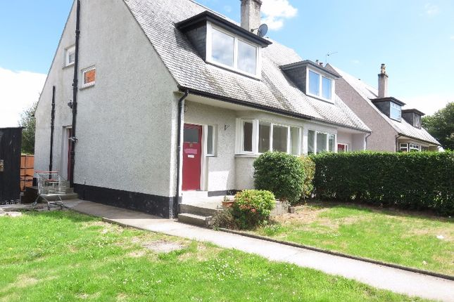Thumbnail Semi-detached house to rent in Kaimhill Road, Aberdeen