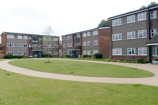 Thumbnail Flat to rent in Stephenson Road, Newton-Le-Willows