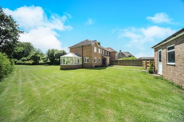 Thumbnail Semi-detached house for sale in Nolands Road, Yatesbury, Calne