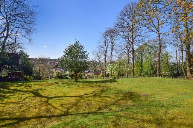 Rear Garden of Norah Lane, Higham, Rochester, Kent ME3