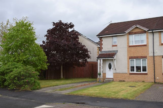 Thumbnail Semi-detached house for sale in 70 Greenacres Drive, Darnley