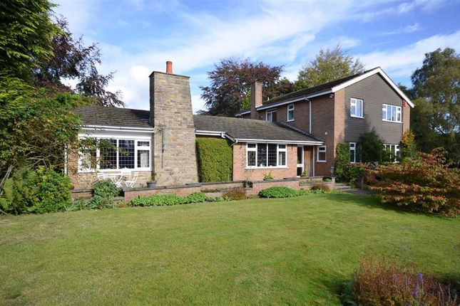 Thumbnail Detached house for sale in Stone Road, Bramshall, Uttoxeter