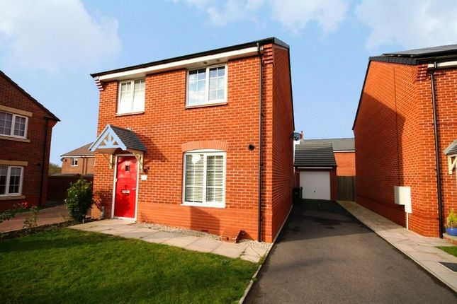 Thumbnail Detached house for sale in Banks Road, Badset
