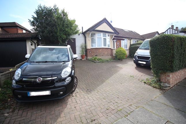 Thumbnail Semi-detached bungalow for sale in Haslemere Avenue, East Barnet, Barnet