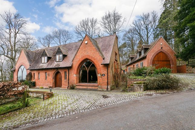 Thumbnail Detached house for sale in Astwood Lane, Hanbury, Bromsgrove, Worcestershire