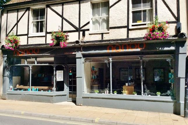 Thumbnail Retail premises for sale in 46-48 Stockbridge Road, Winchester