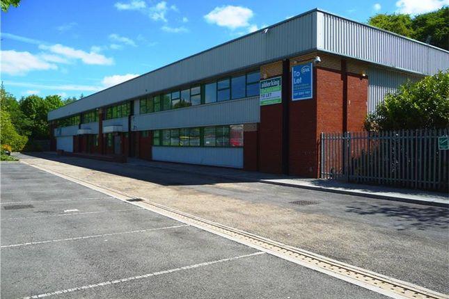 Thumbnail Warehouse to let in Units 4 & 5, Pen-Y-Fan Industrial Estate, Oakwood Close, Crumlin, Newport, Gwent