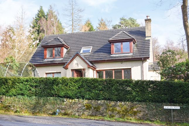 Thumbnail Detached house for sale in Station Road, Shandon, Argyll & Bute