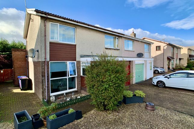 Thumbnail Semi-detached house for sale in Dipple Court, Kilbirnie