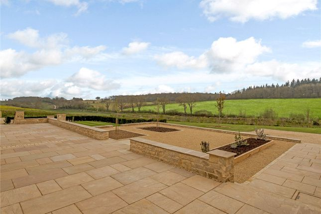 Terrace And Parterre