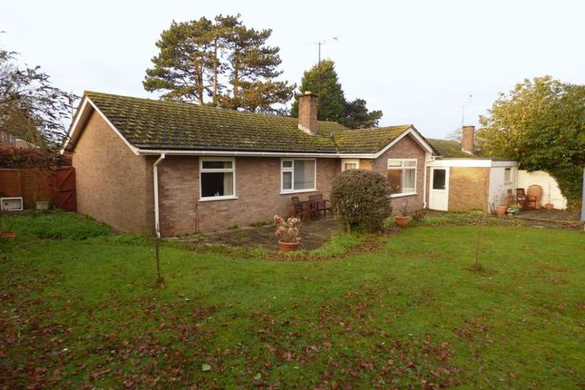 Thumbnail Detached bungalow for sale in Six Acres, Upton St Leonards, Gloucester