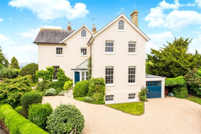 Thumbnail Detached house for sale in Rectory Drive, Bidborough, Tunbridge Wells, Kent
