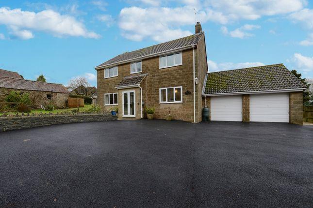 Thumbnail Detached house for sale in Bishops Lane, Hardington Mandeville