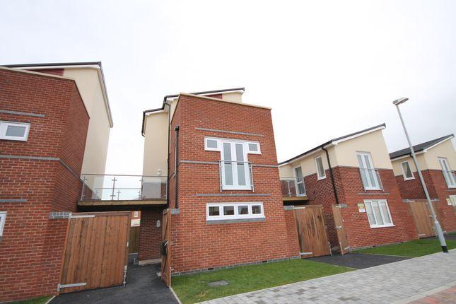 Thumbnail Link-detached house to rent in Barlow Close, Buckshaw Village, Chorley
