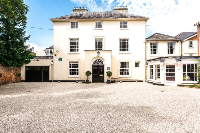 Thumbnail Detached house for sale in Remenham Hill, Remenham, Henley-On-Thames, Berkshire