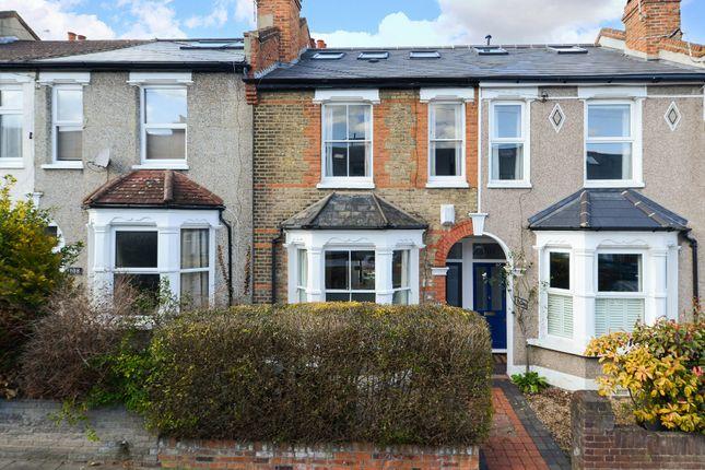 4 bed terraced house for sale in Salehurst Road, London