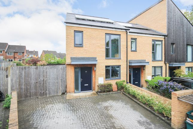 3 bed end terrace house to rent in Bluebell Walk, Tunbridge Wells TN2