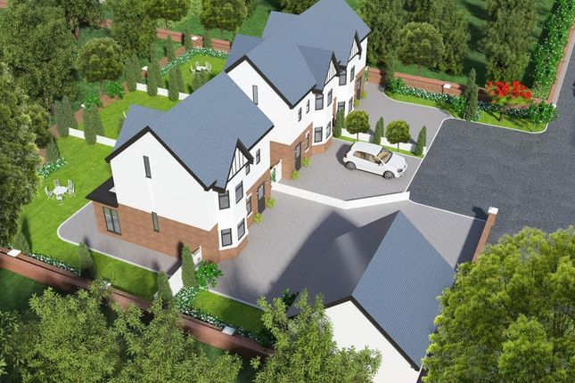 Thumbnail Land for sale in Court Mews, Mill Lane Crescent, Churchtown, Southport