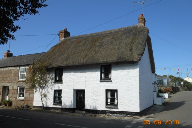 Thumbnail Cottage to rent in 8 Vicarage Terrace, Constantine