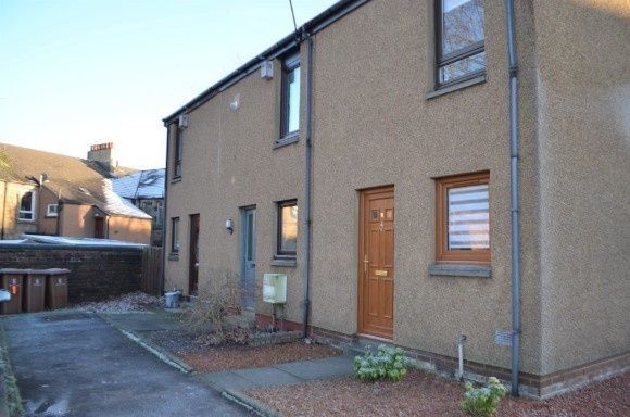 Thumbnail Terraced house to rent in Fairfield Place, Falkirk
