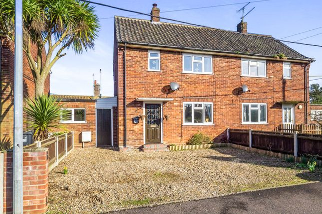 Thumbnail Semi-detached house for sale in Edinburgh Road, Holt