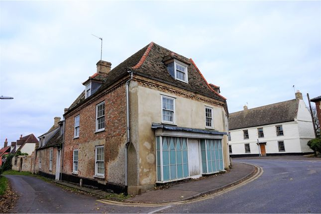 Thumbnail Detached house for sale in 2 Church Street, Isleham, Ely