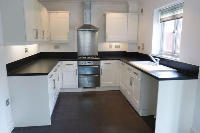 Kitchen of Kilford Close, Amesbury, Salisbury SP4