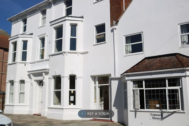 Thumbnail Flat to rent in Lennard Road, Folkestone