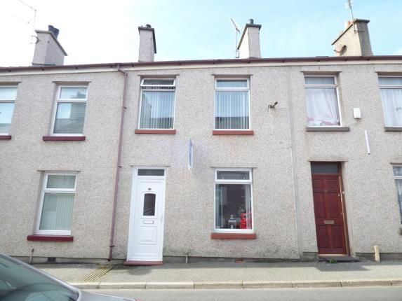 Terraced house for sale in Cybi Place, Holyhead, Anglesey