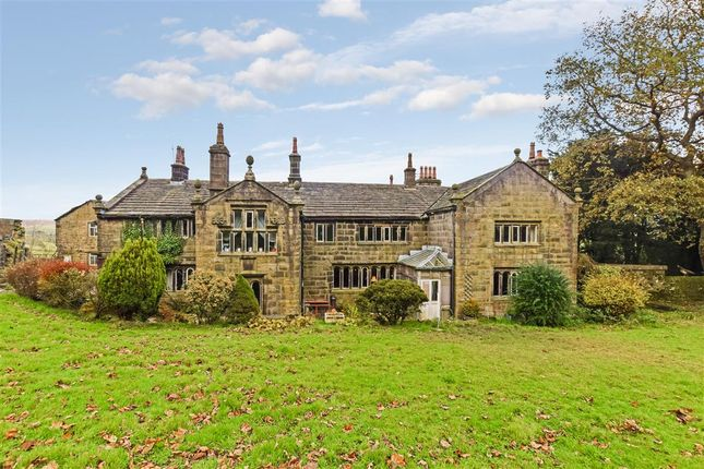 Thumbnail Country house for sale in Widdop Road, Heptonstall, Hebden Bridge
