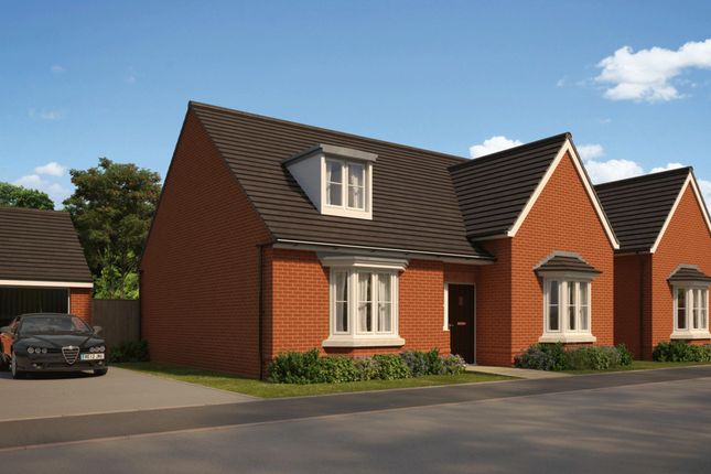 "Thumbnail Bungalow for sale in ""Burford"" at The Walk, Withington, Hereford"