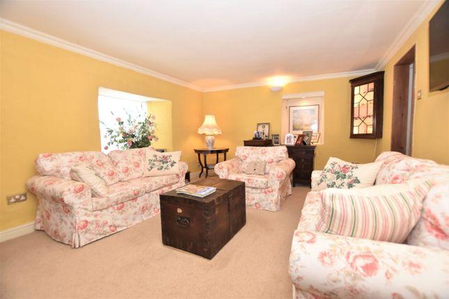 Living Room of Tregony Hill, Tregony TR2