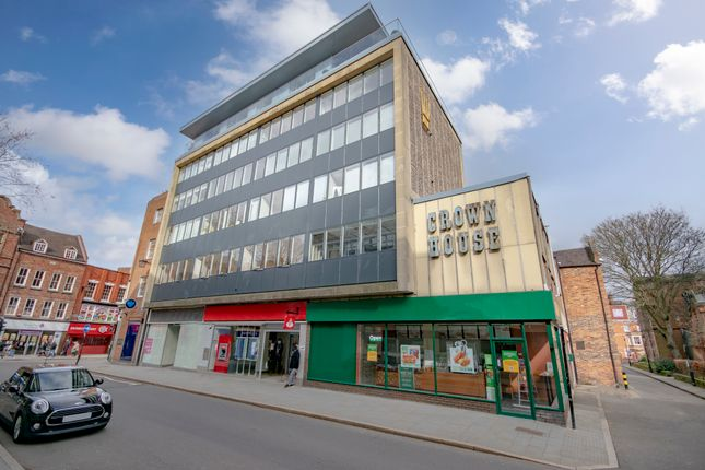 Thumbnail Flat for sale in Apartments 1 - 5, Crown House, St. Mary's Street