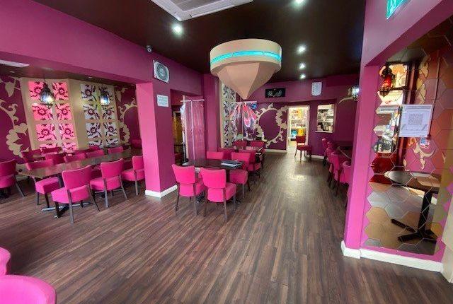 Thumbnail Restaurant/cafe to let in Lea Bridge Road, London