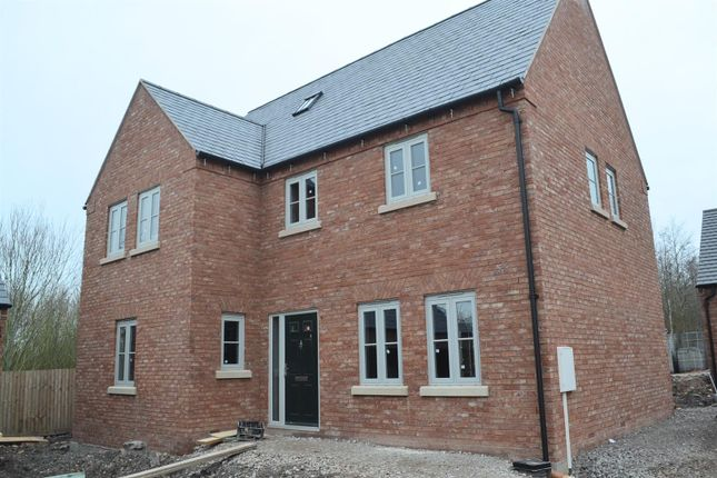 Thumbnail Detached house for sale in Spring Cottage Road, Overseal, Swadlincote