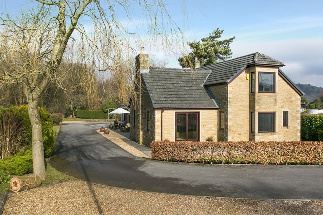 Thumbnail Detached house for sale in Ellerdene, 85 Hornby Road, Caton, Lancaster