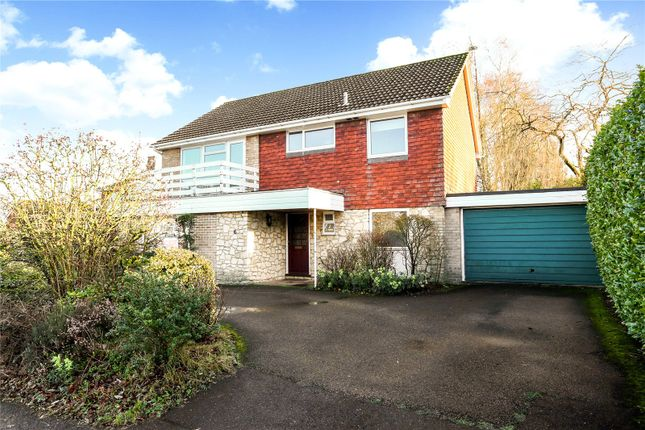 Thumbnail Detached house for sale in Willow Gardens, Liphook, Hampshire