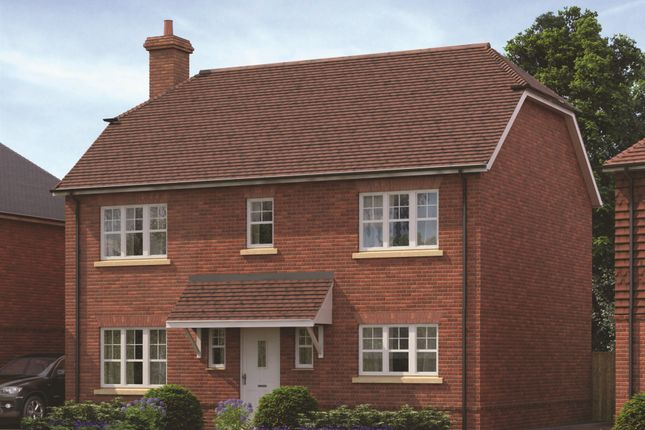 Thumbnail Detached house for sale in Anstey Mill Lane, Alton