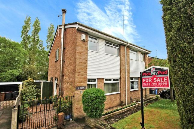 Thumbnail Semi-detached house for sale in Jonquil Drive, Worsley