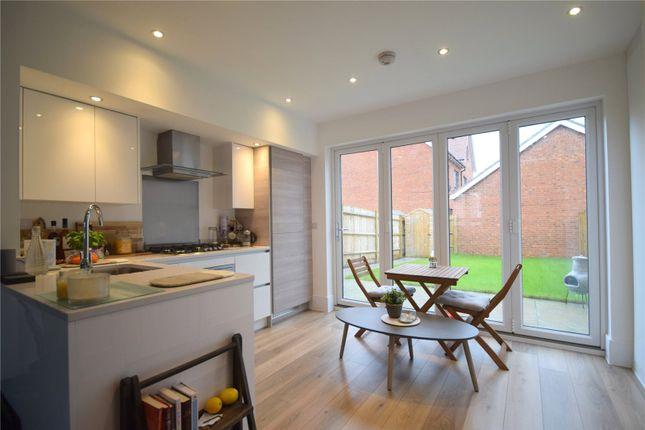 Thumbnail 3 bed terraced house to rent in Candy Dene, Weldon, Ebbsfleet Valley, Swanscombe