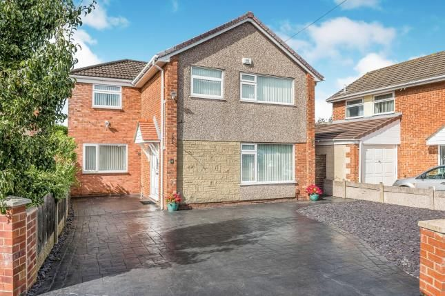 Thumbnail Detached house for sale in Blackhurst Road, Lydiate, Liverpool, Merseyside