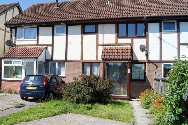 3 bed end terrace house to rent in Lavender Court, Brackla, Bridgend.