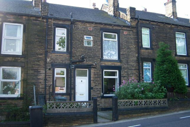 Thumbnail Terraced house to rent in Wood View, Churwell, Leeds