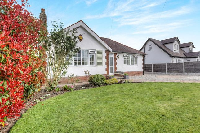 Thumbnail Bungalow for sale in Manor Road, Marple, Stockport, Cheshire
