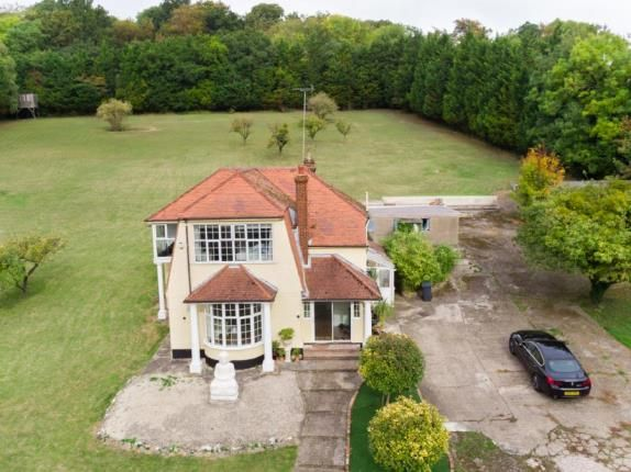 4 bed detached house for sale in Sevenoaks Road, Pratts Bottom, Orpington