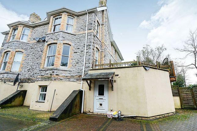 Thumbnail Flat to rent in Edginswell Lane, Torquay